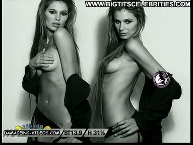 Dolores Barreiro S C  A Bado Bus Gorgeous Celebrity Big Tits Stunning