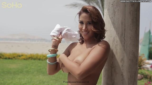 Melissa Parades Soho Stunning Big Tits Celebrity Pretty Sultry Latina