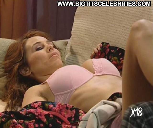 Isabel Pintor Agitacion Iva Sexy Pretty Redhead Big Tits Celebrity