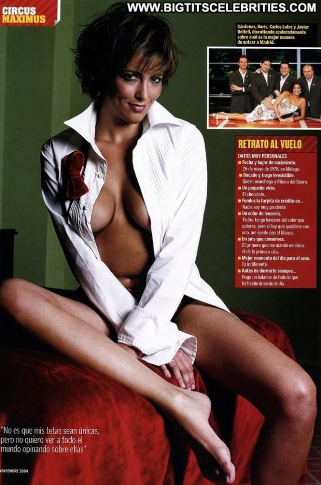 Rocio Madrid Cronicas Marcianas Celebrity Big Tits Hot Beautiful