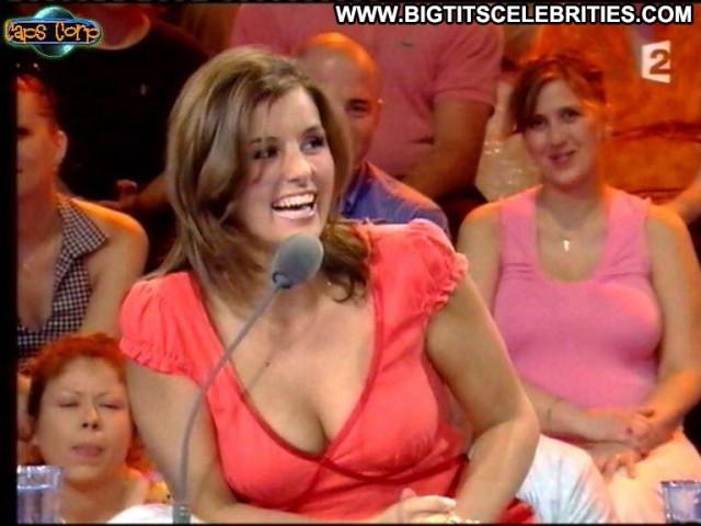 Faustine Bollaert La Tele De Sebastien Hot International Sultry Big