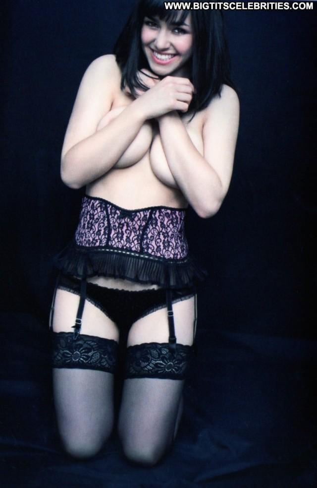 Alice Vial Miscellaneous Gorgeous Posing Hot Big Tits Brunette