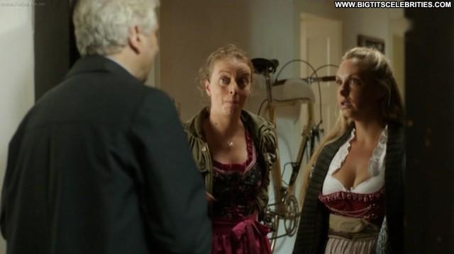 Esther Kuhn Tatort Celebrity Blonde Sensual Gorgeous Cute Big Tits