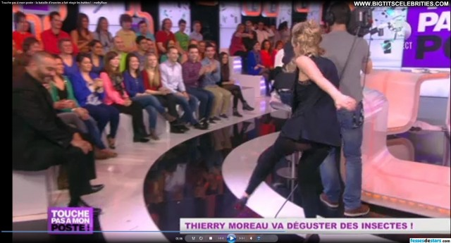 Enora Malagr Tpmp Hot Blonde Big Tits Celebrity Sexy International
