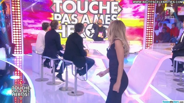 Enora Malagr Tpmp Big Tits International Sexy Blonde Hot Celebrity