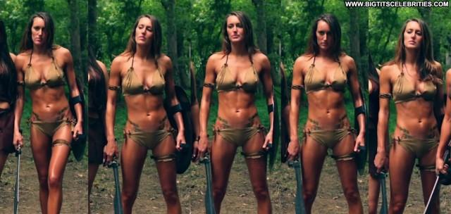 Destiny Dumon Inara The Jungle Girl Posing Hot Stunning Athletic Big