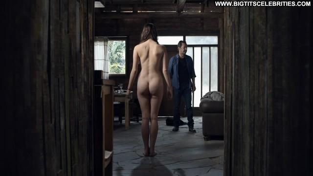 Jay Anstey Sleeper S Wake Celebrity Brunette Beautiful Big Tits
