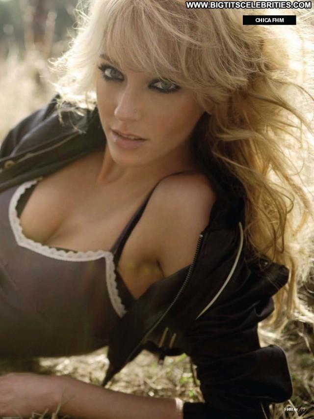Anna Simn Miscellaneous Doll Latina Celebrity Hot Blonde Big Tits