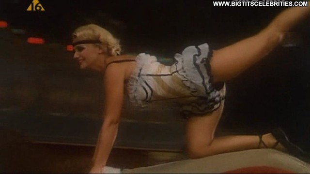 Maria Pakulnis Zygfryd Sexy Sensual Big Tits Beautiful Blonde
