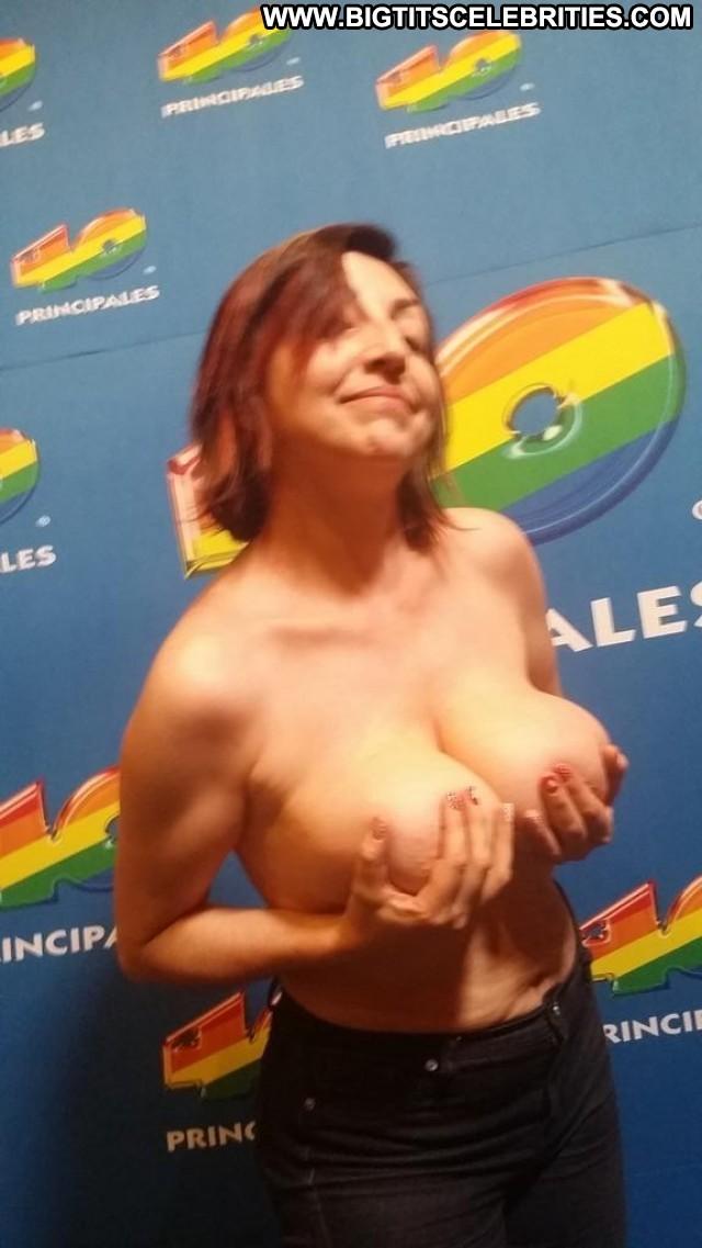 Fernanda Tapia Miscellaneous Singer Nice Brunette Hot Big Tits