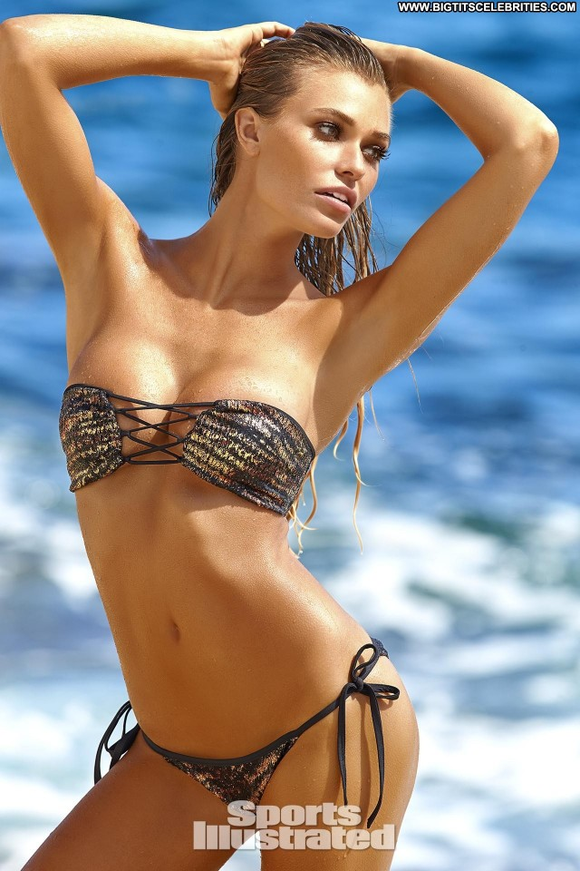 Samantha Hoopes Sports Illustrated Swimsuit Issue Blonde Sexy