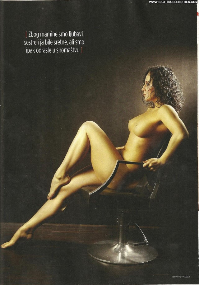 Sanja Jovanovi Miscellaneous Celebrity Athletic Gorgeous Sexy Cute