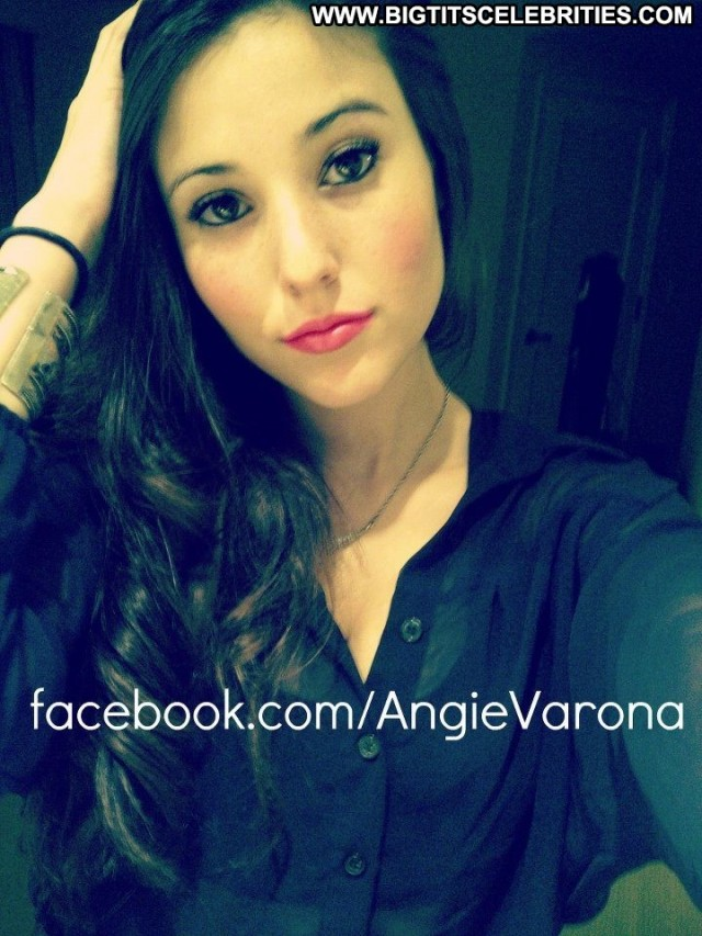 Angie Varona Icloud Leak The Second Cumming Big Tits Brunette Skinny