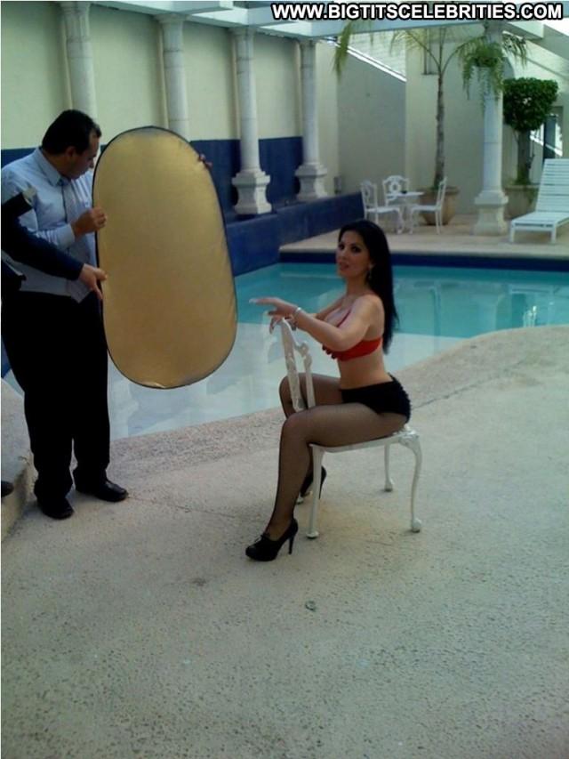 Kristy Rey Miscellaneous Latina Singer Beautiful Brunette Posing Hot