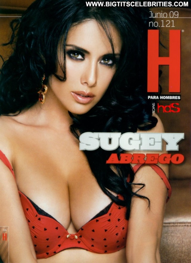 Sugey Abrego H Para Hombres Brunette Latina Nice Sultry Posing Hot