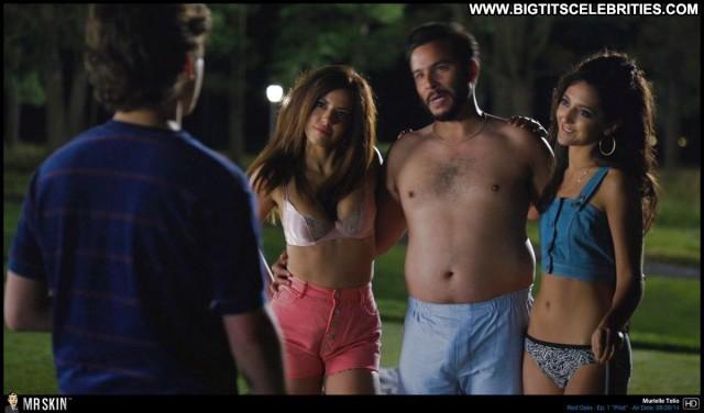Murielle Telio Red Oaks Latina Nice Celebrity Sensual Big Tits