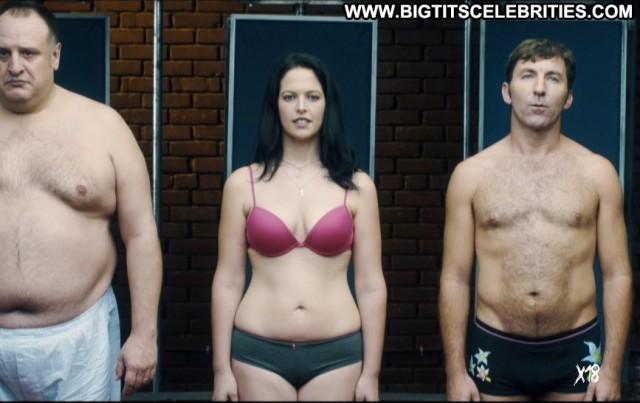 Leticia Herrero Gordos International Brunette Latina Big Tits Posing