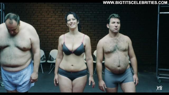 Leticia Herrero Gordos Big Tits Brunette Celebrity International