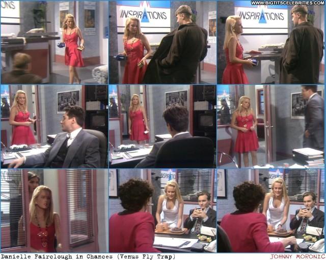 Danielle Fairclough Chances Blonde Nice Sensual Sexy Hot Celebrity