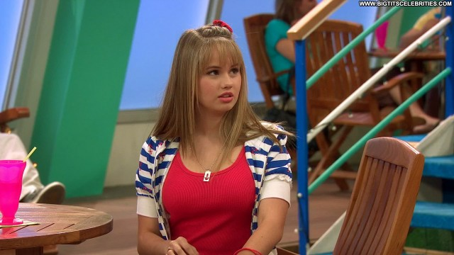 Debby Ryan The Suite Life On Deck Beautiful Big Tits Posing Hot
