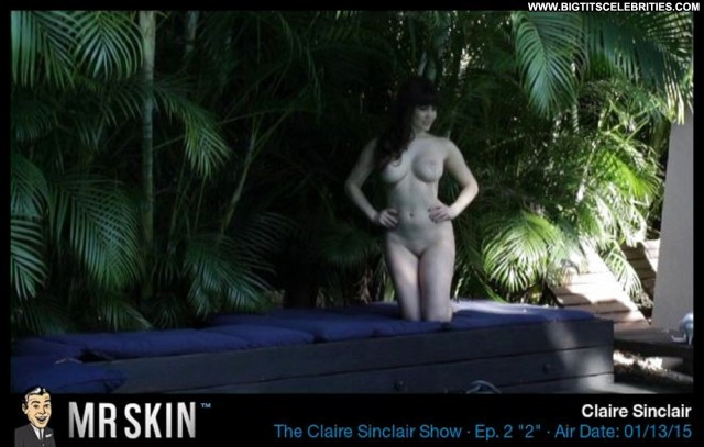 Claire Sinclair The Claire Sinclair Show Sensual Beautiful Big Tits