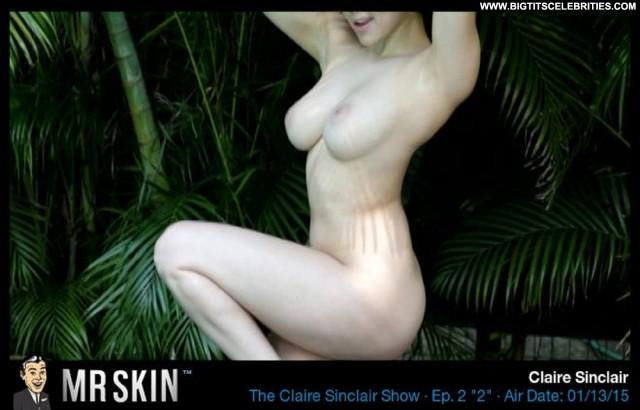 Claire Sinclair The Claire Sinclair Show Sensual Playmate Big Tits