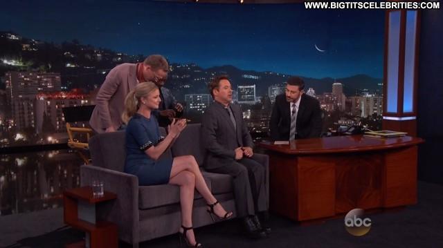 Emily Vancamp Jimmy Kimmel Live Celebrity Sensual Big Tits Blonde