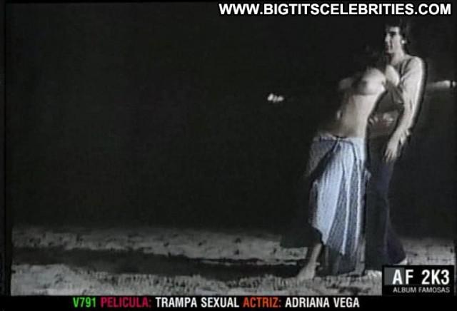 Adriana Vega Trampa Sexual Celebrity Latina Brunette International