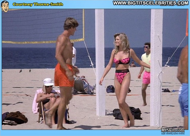 Courtney Thorne Smith Side Out Big Tits Celebrity Nice Sexy Sensual