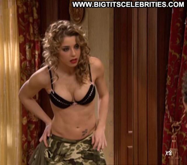 Erika Sanz Aida Sensual Big Tits Celebrity Doll Brunette Latina