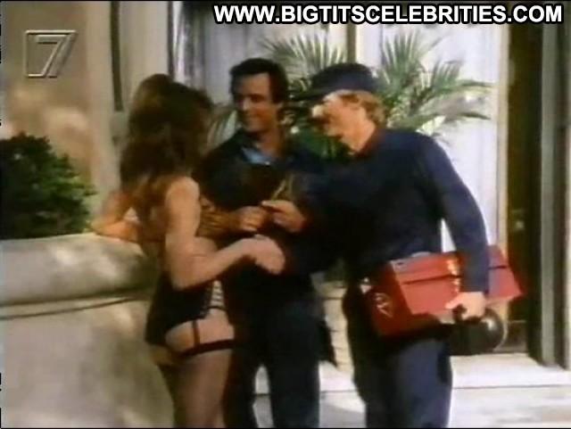 Deborah Richter Riptide Big Tits Sexy Posing Hot Brunette Cute