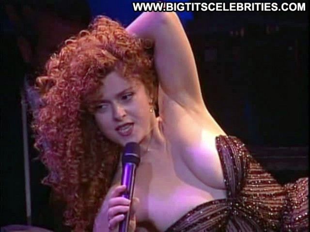 Bernadette Peters Miscellaneous Celebrity Redhead Singer Posing Hot