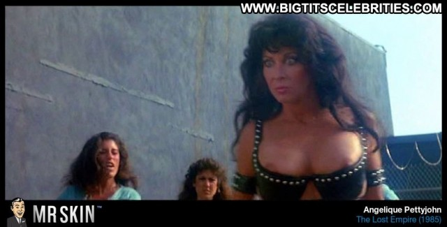 Angelique Pettyjohn The Lost Empire Sexy Celebrity Big Tits Brunette