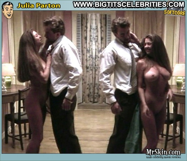 Julia Parton The Naked Detective Sexy Brunette Big Tits Sensual Nice
