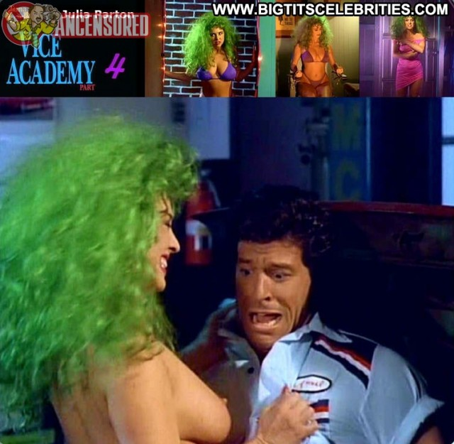 Julia Parton Vice Academy Brunette Celebrity Nice Big Tits Video