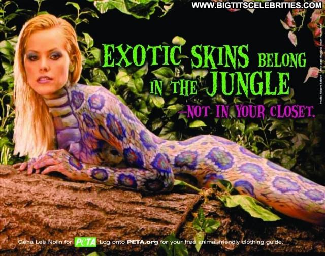 Gena Lee Nolin Peta Advertisement Big Tits Big Tits Big Tits Big Tits