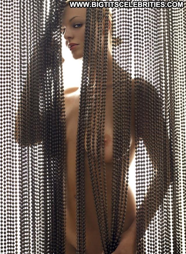 Anja Nejarri Miscellaneous Stunning Pretty Celebrity Sensual Big Tits