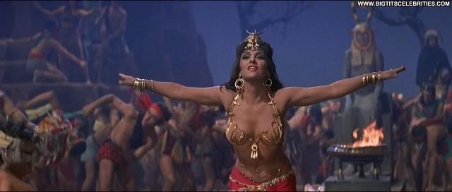Gina Lollobrigida Solomon And Sheba International Celebrity Big Tits