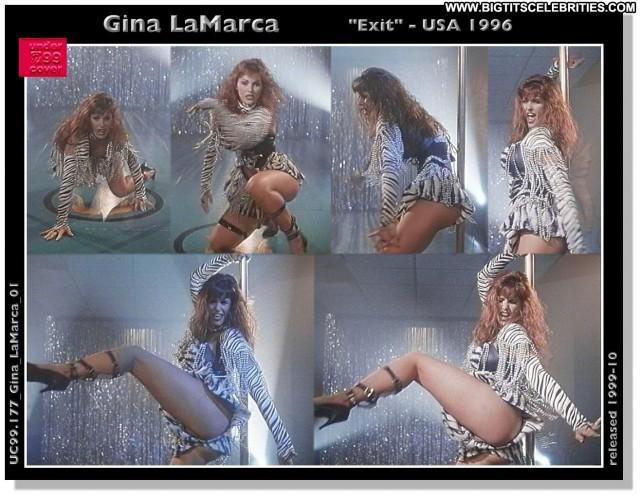 Gina Lamarca Exit Big Tits Redhead Celebrity Cute Pornstar Video