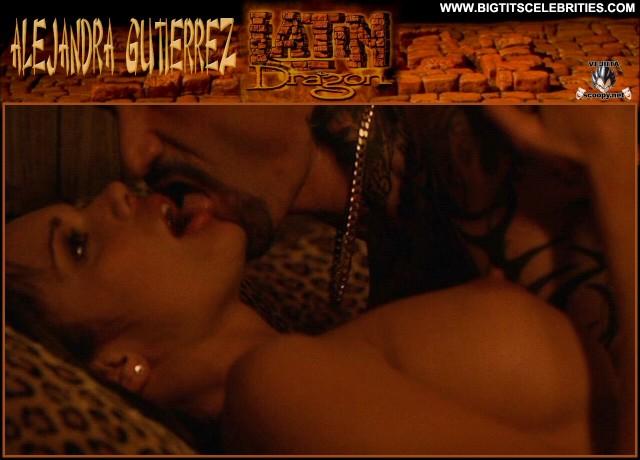 Alejandra Gutierrez Latin Dragon Cute Big Tits Gorgeous Latina