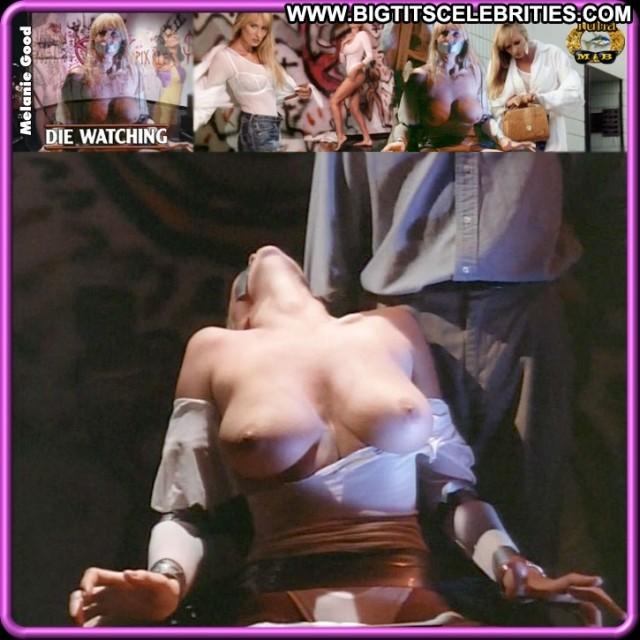 Melanie Good Die Watching Video Vixen Cute Blonde Hot Posing Hot