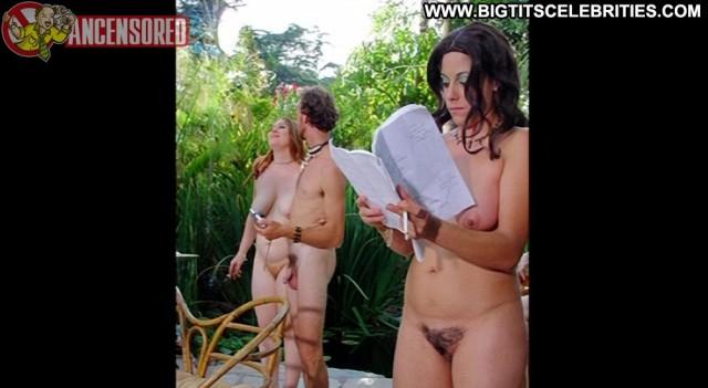 Jessica Elder Viva Bombshell Posing Hot Brunette Big Tits Celebrity
