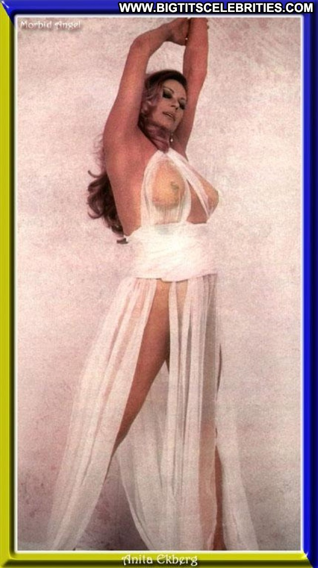 Anita Ekberg Miscellaneous Big Tits Celebrity Doll International