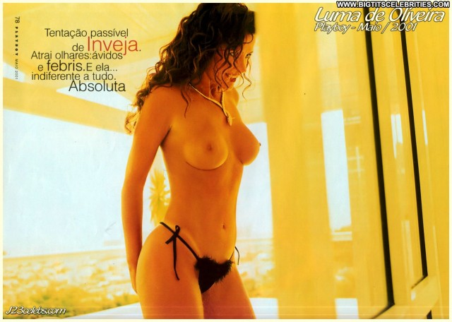 Luma De Oliveira Various Source Latina Celebrity Brunette Bombshell