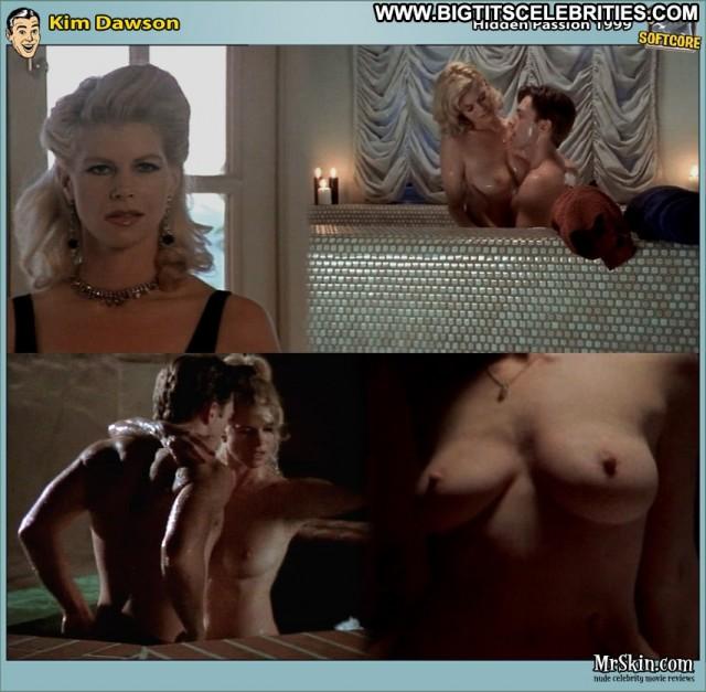 Kim Dawson Hidden Passion Blonde Video Vixen Sultry Doll Big Tits