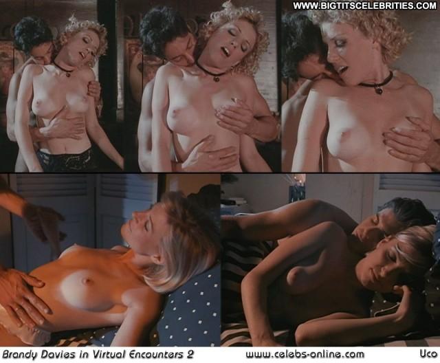 Brandy Davis Virtual Encounters Blonde Big Tits Celebrity Doll Cute