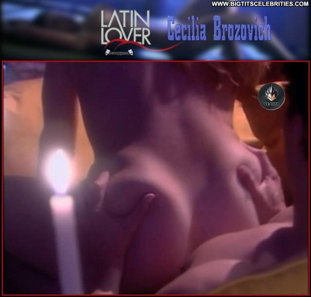 Cecilia Brozovich Latin Lover Celebrity Redhead Pretty Latina