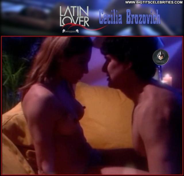 Cecilia Brozovich Latin Lover Beautiful Big Tits Latina Celebrity