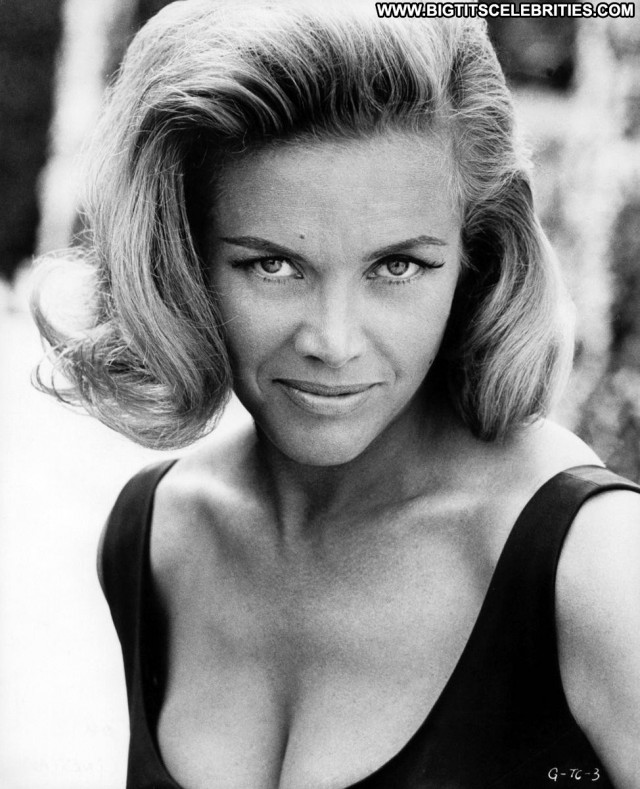 Honor Blackman Miscellaneous International Cute Sultry Blonde