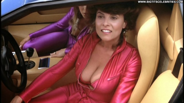 Adrienne Barbeau The Cannonball Run Sexy Brunette Pretty Celebrity
